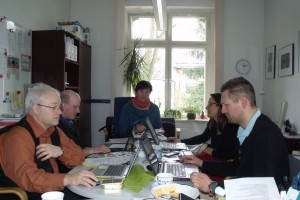DiAG Vorstand 2015
