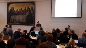 Mitgliederversammlung der DiAG MAV Dresden-Meißen im November 2015