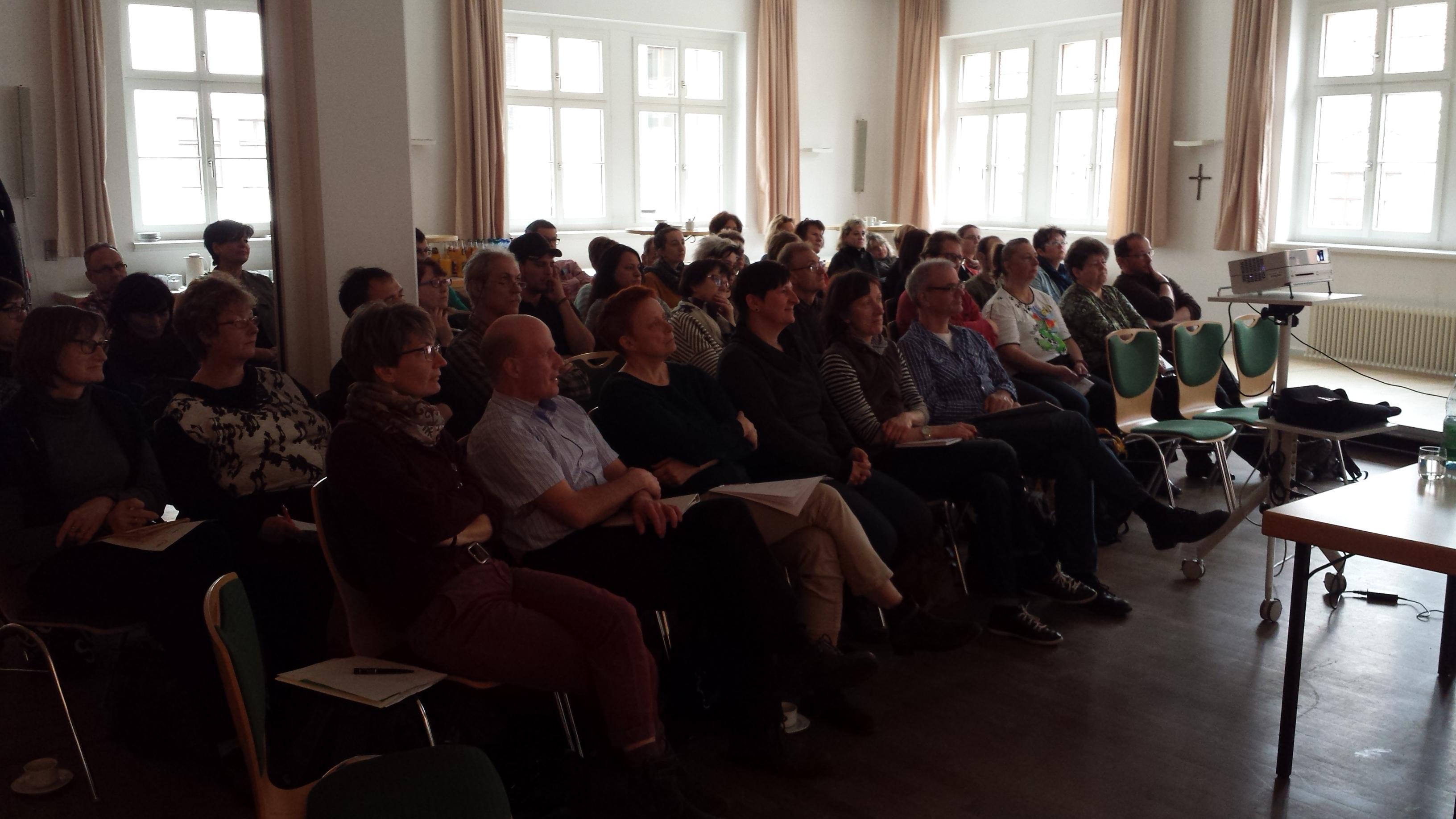 Treffen der Arbeitsgemeinschaften