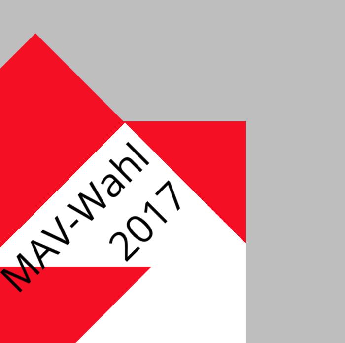 Alles zur MAV-Wahl 2017 im Bistum auf einen Blick!